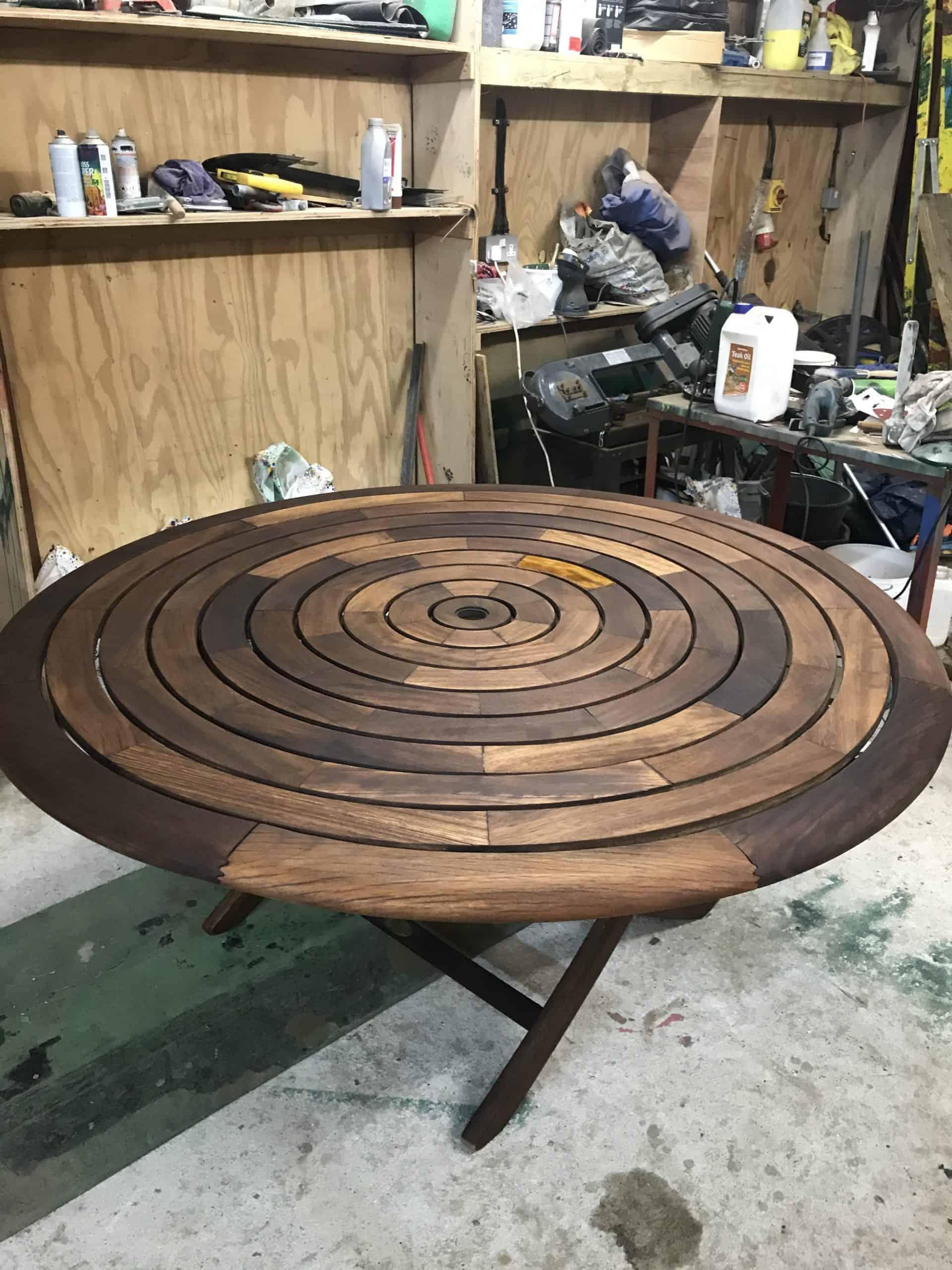 Furniture Restoration After